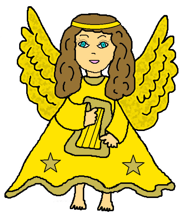 Angel Clipart Christmas Clipart