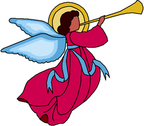 angel clipart - Clipart Of Angels