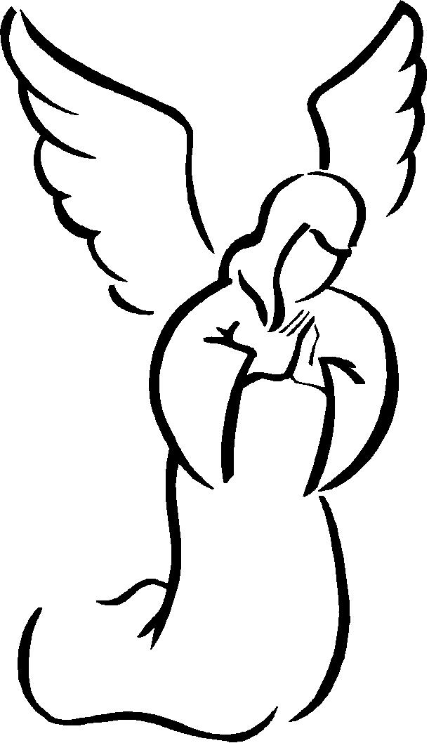 Angel Clipart Free Graphics Of Cherubs A-Angel clipart free graphics of cherubs and angels 2 image 8-5