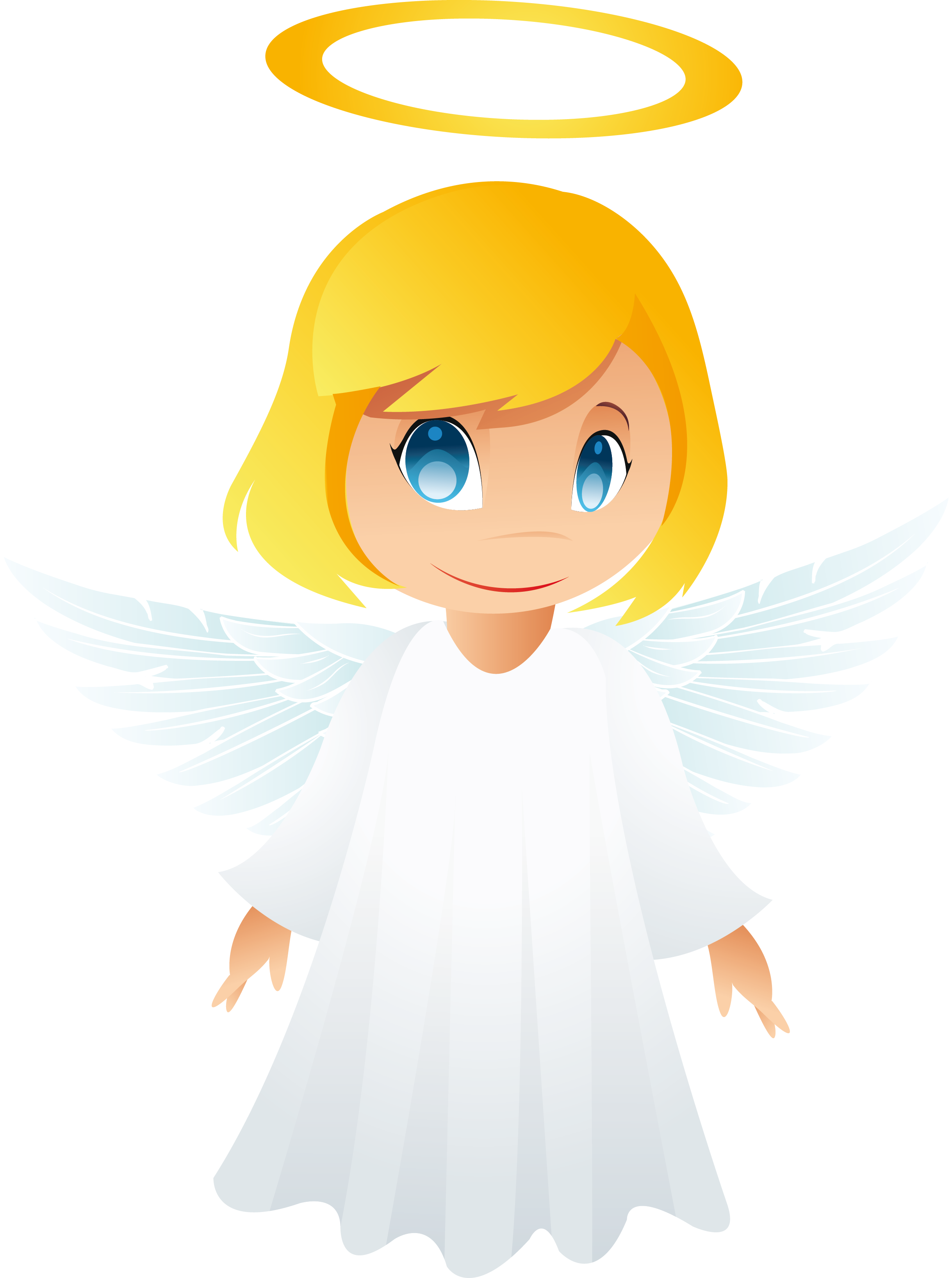 Angel clipart free graphics of cherubs and angels the cliparts