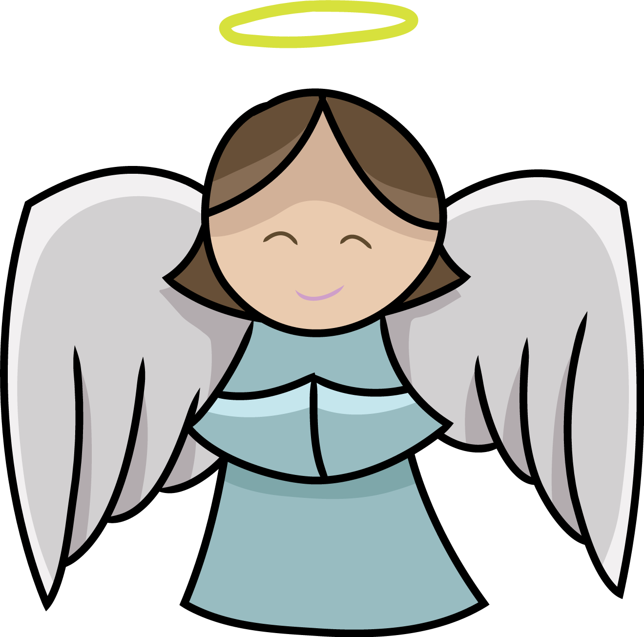 Angel free to use cliparts. Angel clipart ...