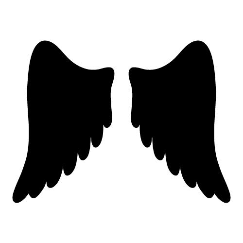 Angel wings free angel wing clip art fre-Angel wings free angel wing clip art free vector for free download 4-11