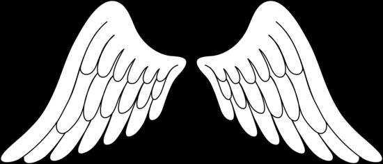 Angel Wings Free Angel Wing Clip Art Fre-Angel wings free angel wing clip art free vector for free download-7