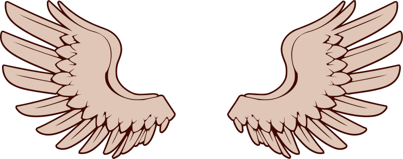 Angel wings free angel wing c - Wing Clipart