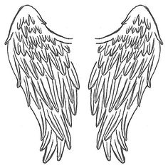 Angel Wings On Angel Wings Angel Wing Ta-Angel wings on angel wings angel wing tattoos and wings clip art-8