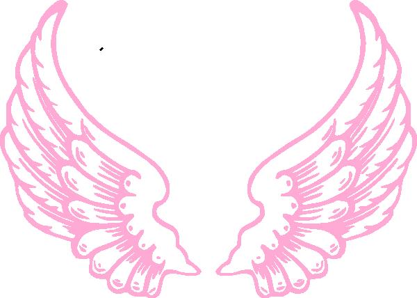 Angel Wings Wing Clip Art Free Vector In-Angel wings wing clip art free vector in open office drawing svg-9