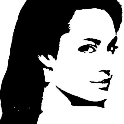 Angelina Jolie By Giney-kill ClipartLook-Angelina Jolie by giney-kill ClipartLook.com -4
