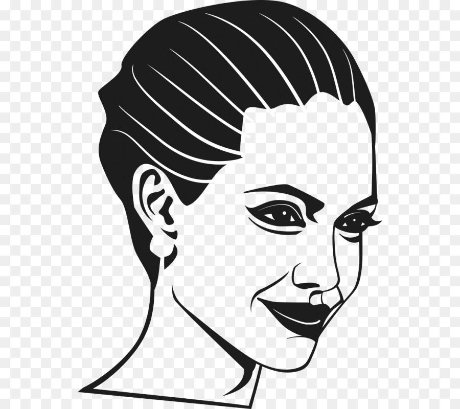 Angelina Jolie Drawing Clip Art - Angeli-Angelina Jolie Drawing Clip art - angelina jolie-9