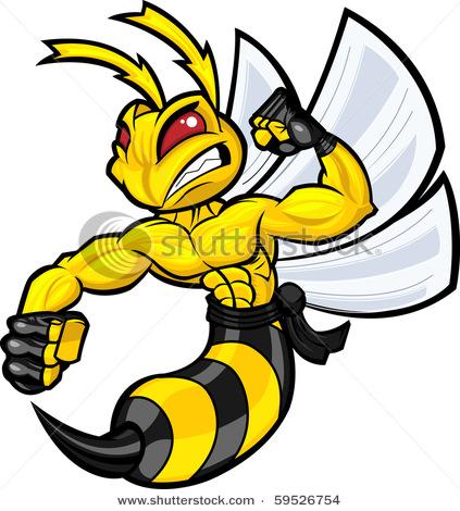 Hornet Clip Art