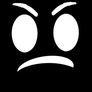 Angry Face Draft Clip Art-Angry Face Draft Clip Art-17