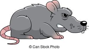 Clip Art Rat