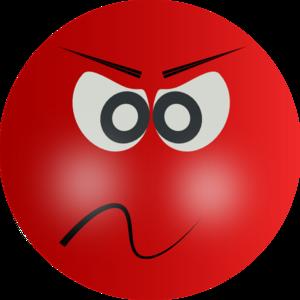 Angry Red Face Clip Art-Angry Red Face Clip Art-7