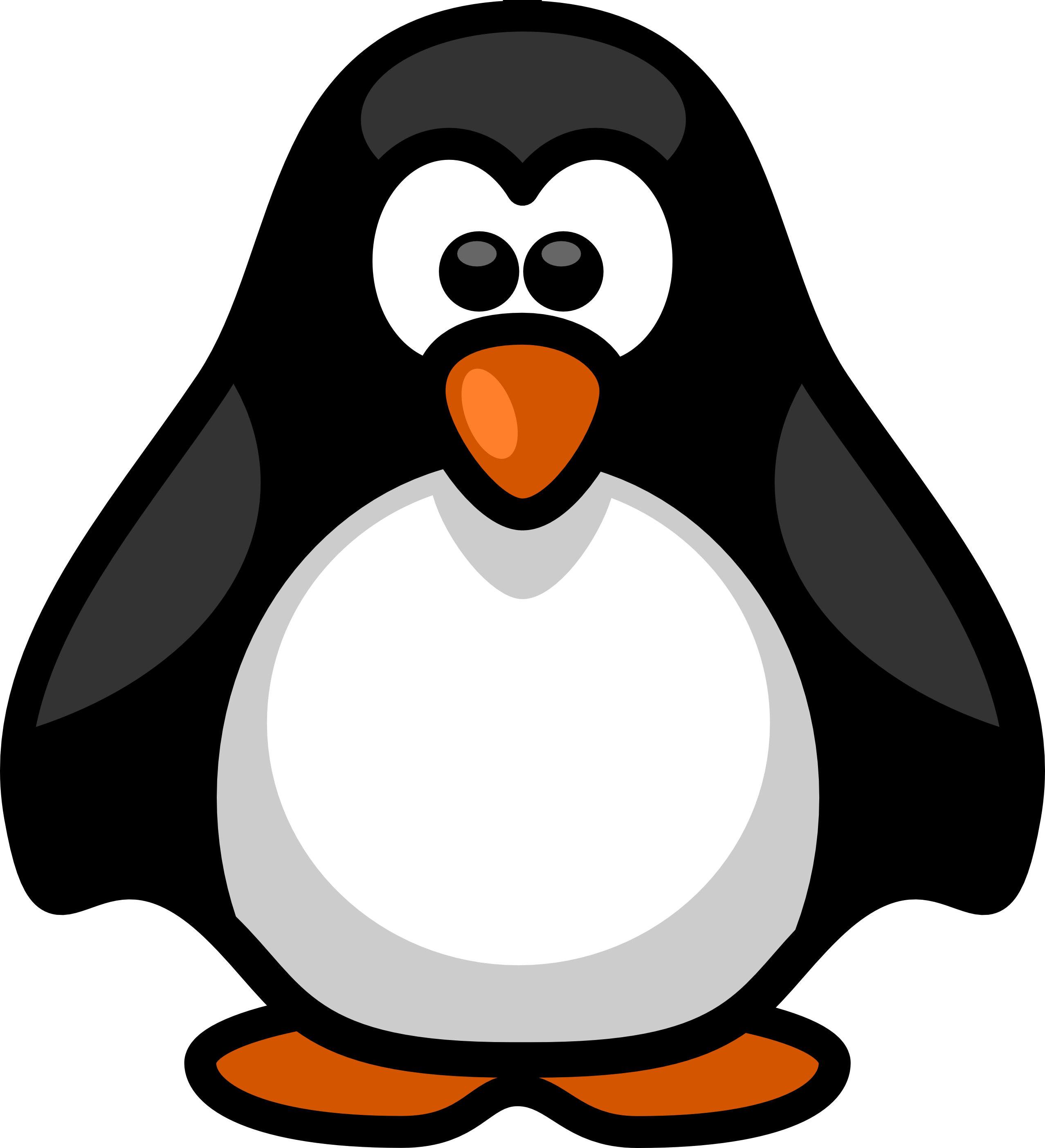 Animal Clipart Black And White Free Clip-Animal clipart black and white free clipart image-1