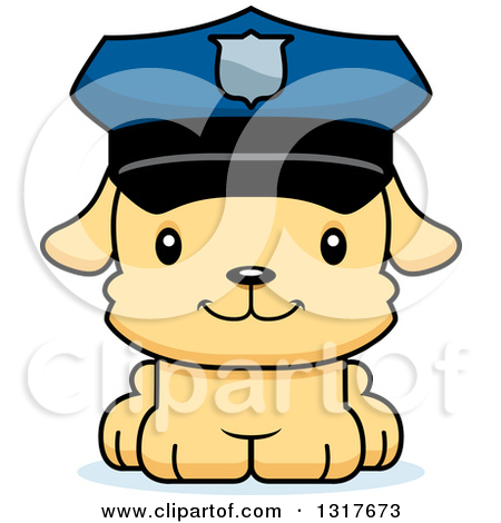 Animal Clipart of a Cartoon .