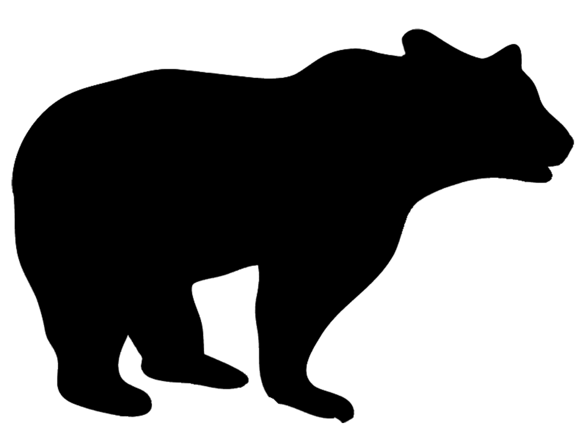 ... Animal Silhouette, Silhouette Clip Art ...