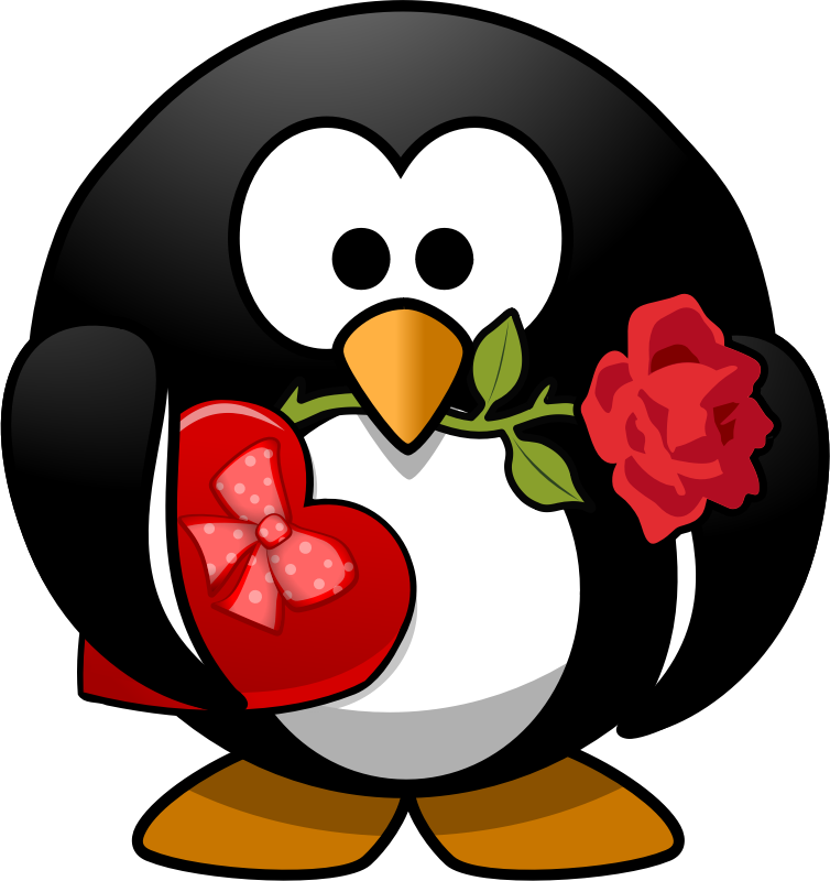 Animal Valentines Clipart-Animal Valentines Clipart-3