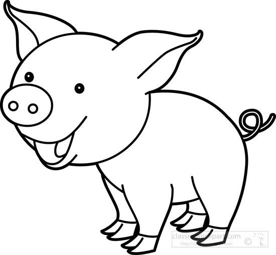 Free Clip Art Animals Black A