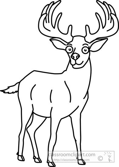 Elk Clipart