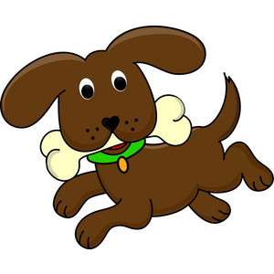 Animals Reading Clip Art; Cute Dog Clipart - Free Clipart Images ...