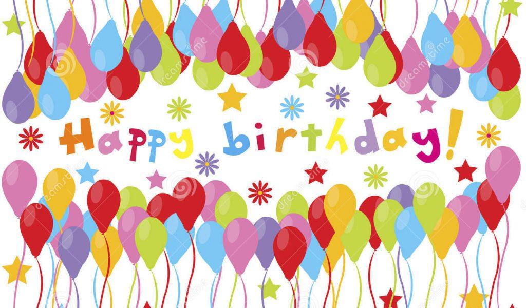 Happy Birthday Animated Clipart