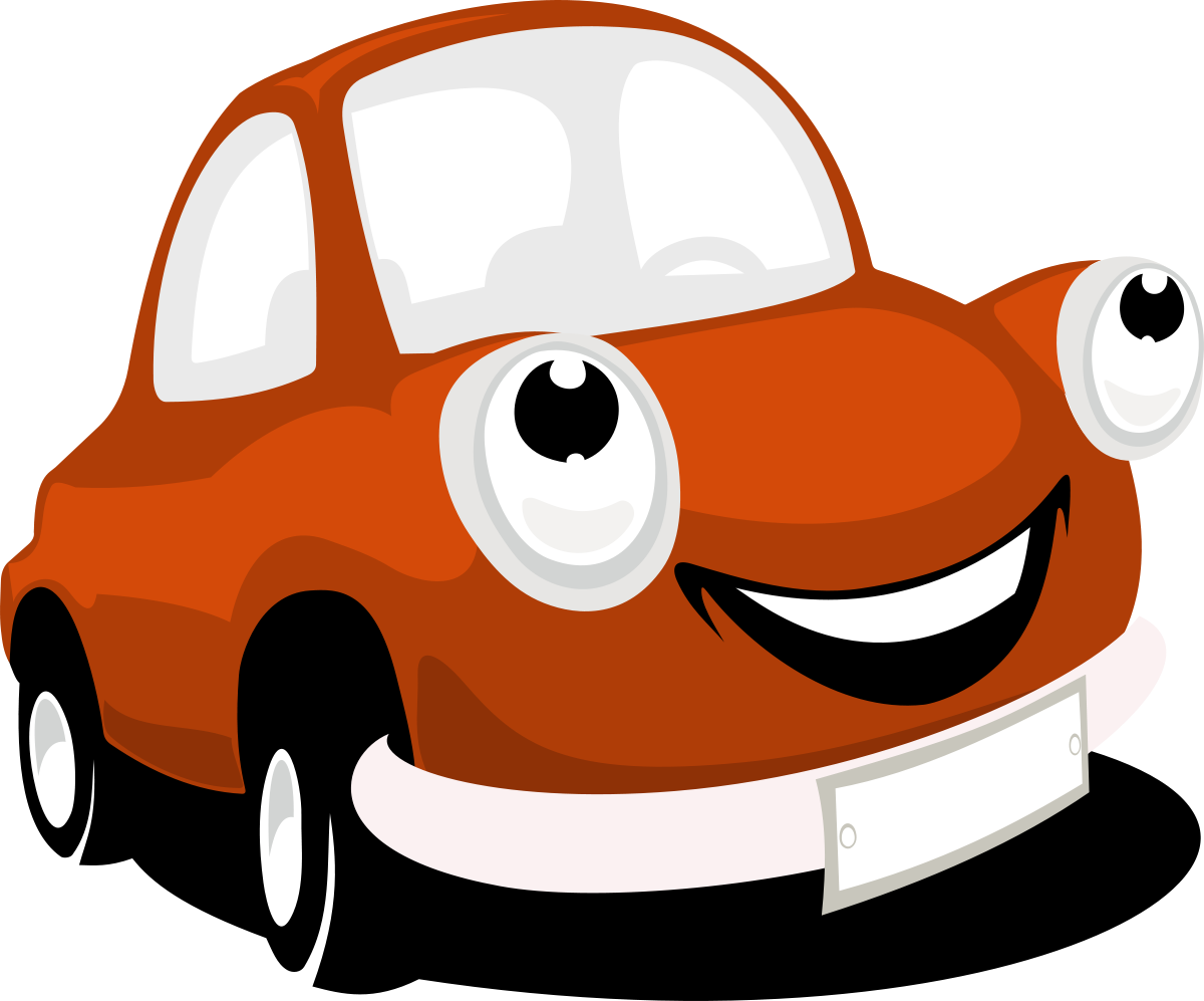 Automobile Clipart