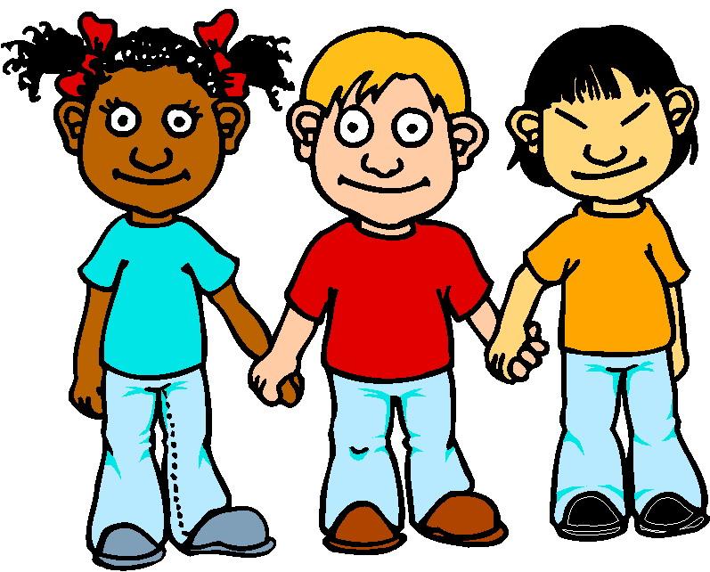 Animated children clip art free