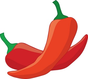 Animated Chili Pepper Clipart