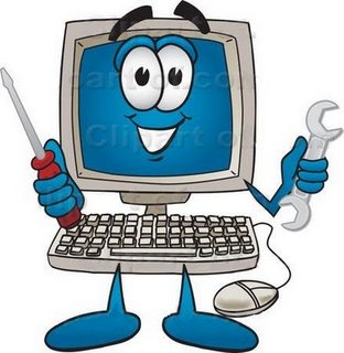Computer clipart free clipart