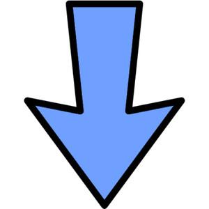 Animated Flashing Arrow Clipart-Animated flashing arrow clipart-1