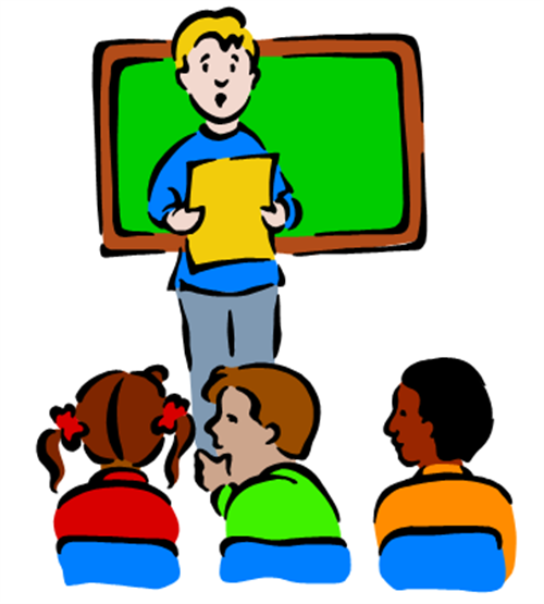 Animated For Class Presentations Clipart