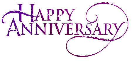 Animated happy anniversary clip art clipart