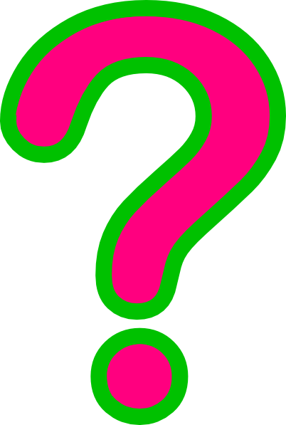 Question Marks Clip Art