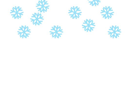 Animated Snow Falling Clipart - Snow Clip Art
