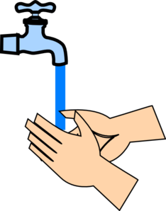 Animated Washing Hands Clipart