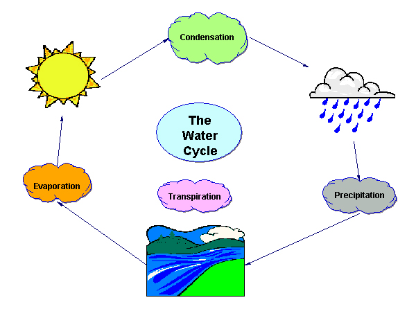 animated-water-cycle-clip- . - Water Cycle Clip Art