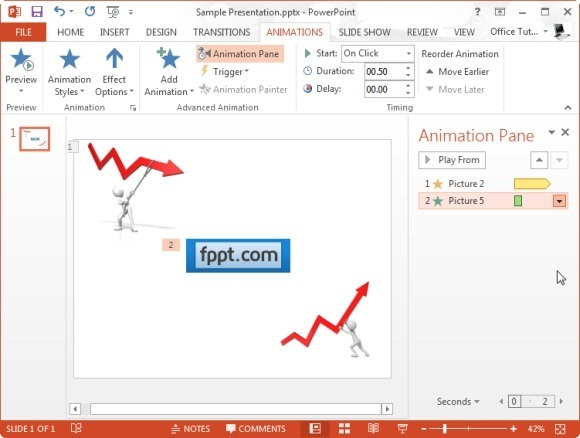 animations pane in powerpoint-animations pane in powerpoint-11