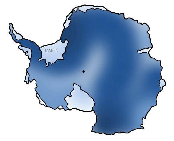 Antarctica Map-Antarctica Map-3