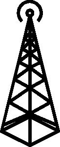 Antenna Tower Clip Art-Antenna Tower Clip Art-3