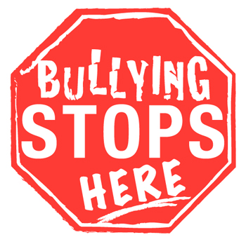 ... Anti bullying clip art ..