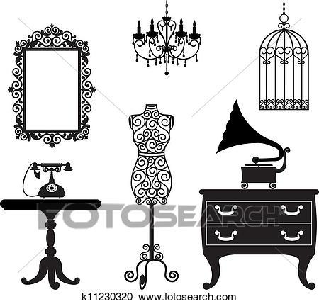 Antique Furniture-Antique furniture-3