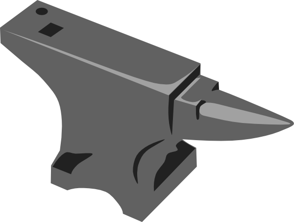 anvil clipart