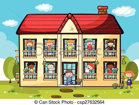 Apartment - csp27632564