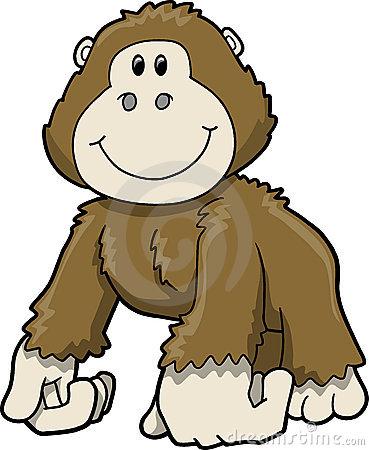 Ape Clipart-ape clipart-2