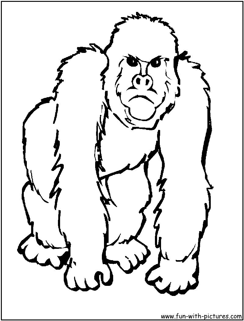 Ape Clipart-ape clipart-3