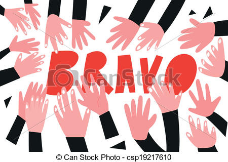 Clapping Hands,applause - Vec - Applause Clipart