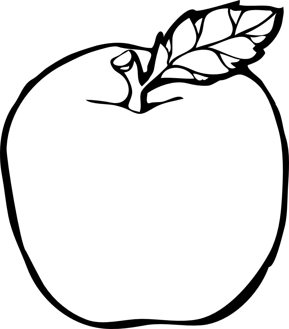 Apple Clip Art-Apple Clip Art-0