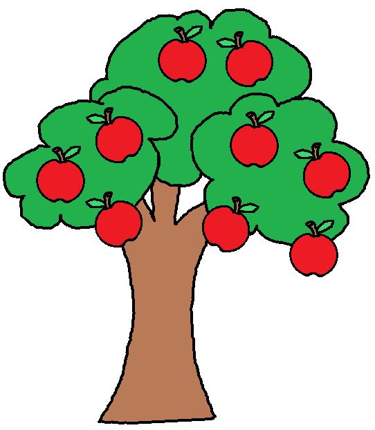 Apple Tree Clip Art-Apple Tree Clip Art-0