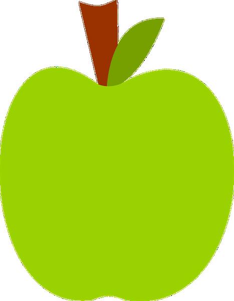 Apple And Pear Scrapbooking Embellishment Apfel Und Birnen Clipart
