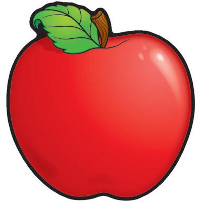 Apple Border Clip Art Clipart Best