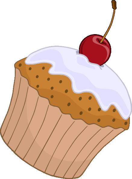 Apple Cartoon Muffin Clipart # .